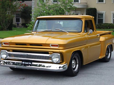 restomod 1964 Chevrolet Pickups CI0 Stepside custom for sale