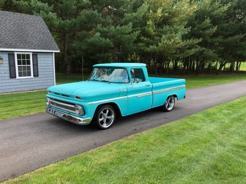 Restored 1963 Chevrolet C 10 custom for sale