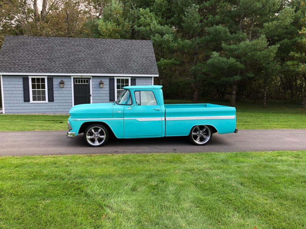 Restored 1963 Chevrolet C 10 custom