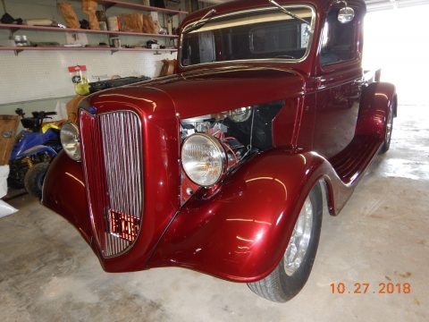 street rod 1935 Ford Pickup custom for sale