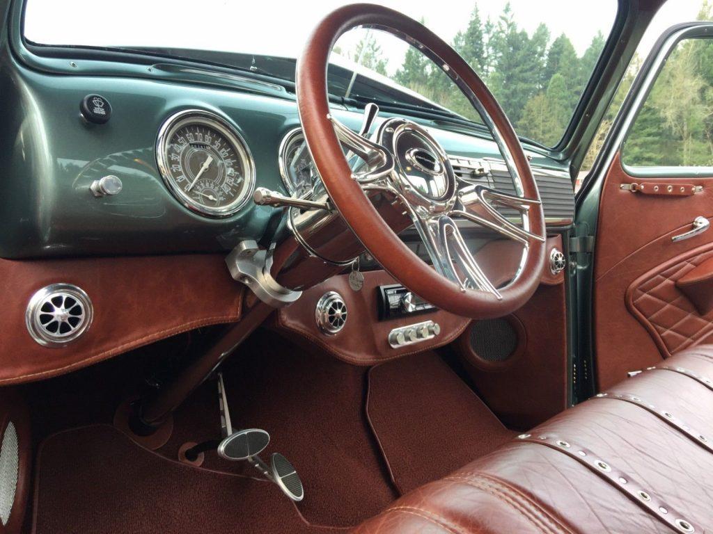 crate engine 1953 Chevrolet C/K Pickup 1500 custom truck