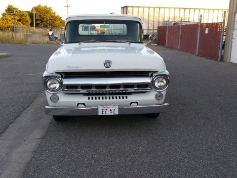 custom engine 1957 Ford F 100 Custom Cab custom for sale