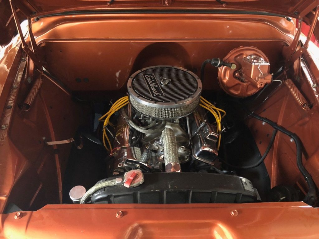 custom paint 1958 Chevrolet Apache custom