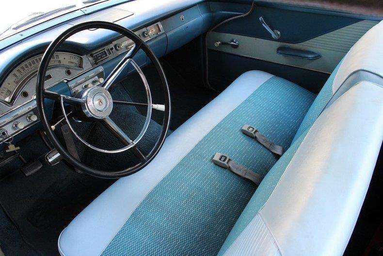 fully restored 1958 Ford Ranchero Deluxe Trim custom