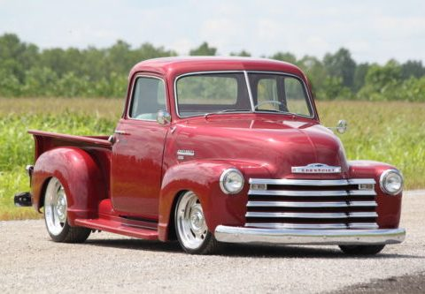 high end build 1950 Chevrolet Pickup custom for sale
