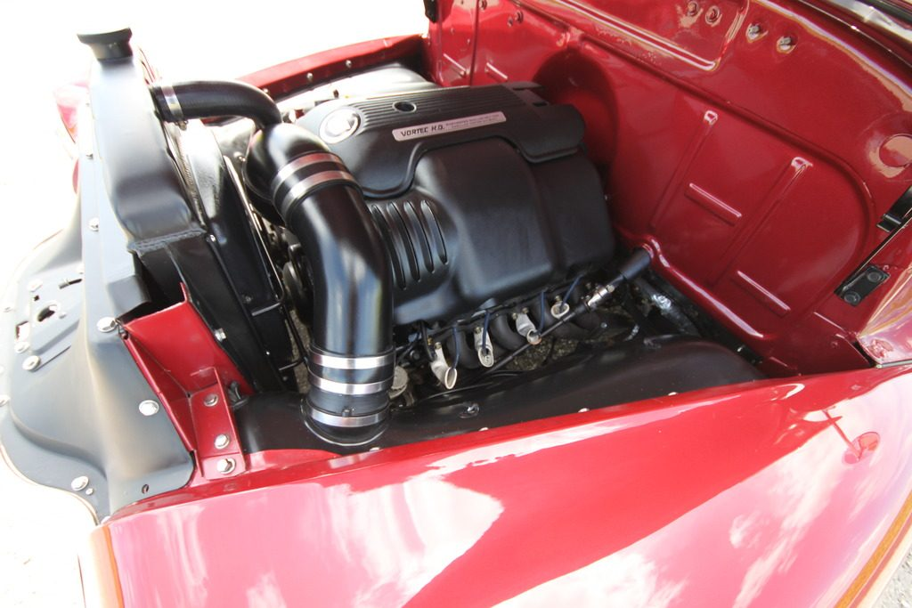 high end build 1950 Chevrolet Pickup custom