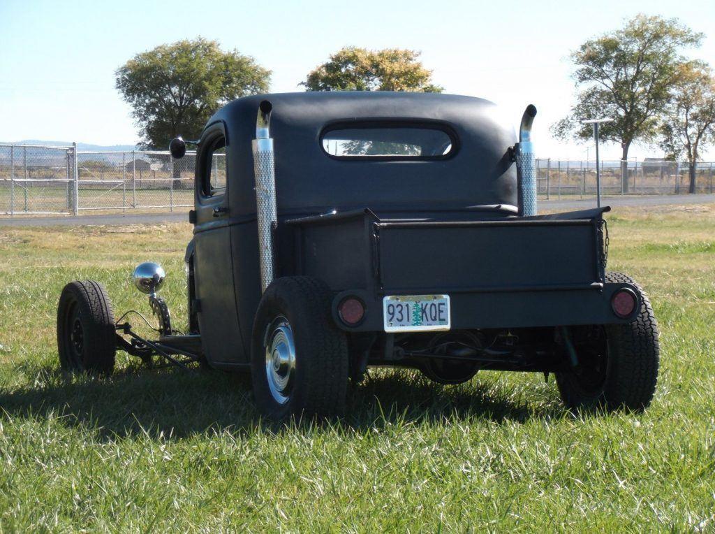 nice build 1947 GMC custom truck
