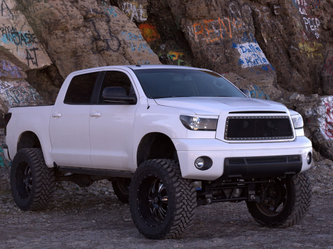 nicely modified 2010 Toyota Tundra custom for sale