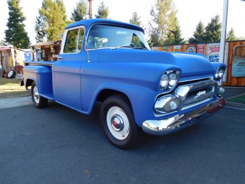 restored 1959 GMC 100 Pickup custom for sale