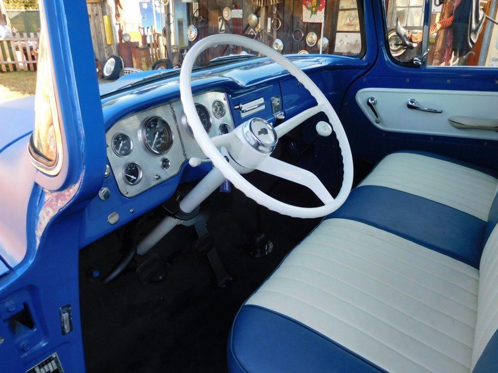 restored 1959 GMC 100 Pickup custom