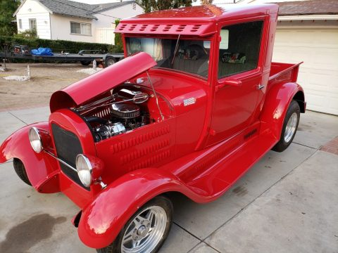 very nice 1928 Ford Model A custom truck for sale