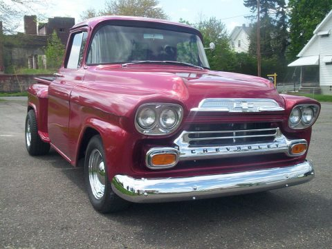 very nice 1959 Chevrolet Pickup custom for sale