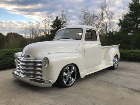 wicked 1948 Chevrolet Pickup 3100 custom truck for sale