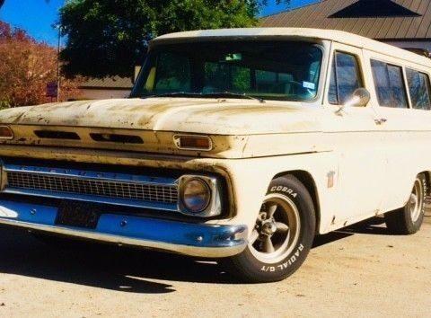 383 stroker 1964 Chevrolet Suburban custom truck for sale