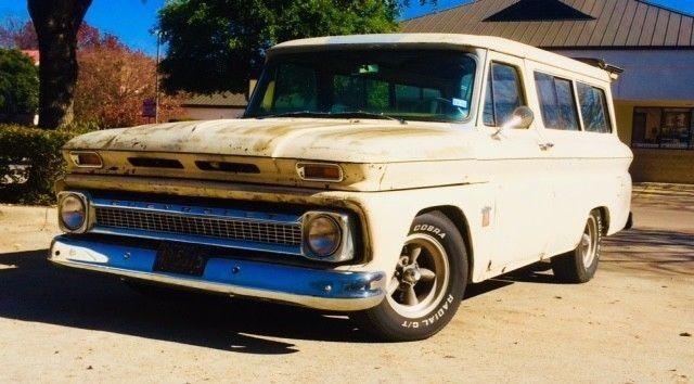 383 stroker 1964 Chevrolet Suburban custom truck