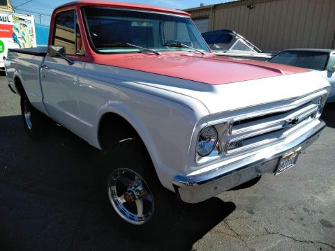 383 stroker 1967 Chevrolet C/K Pickup 1500 K10 4×4 custom for sale