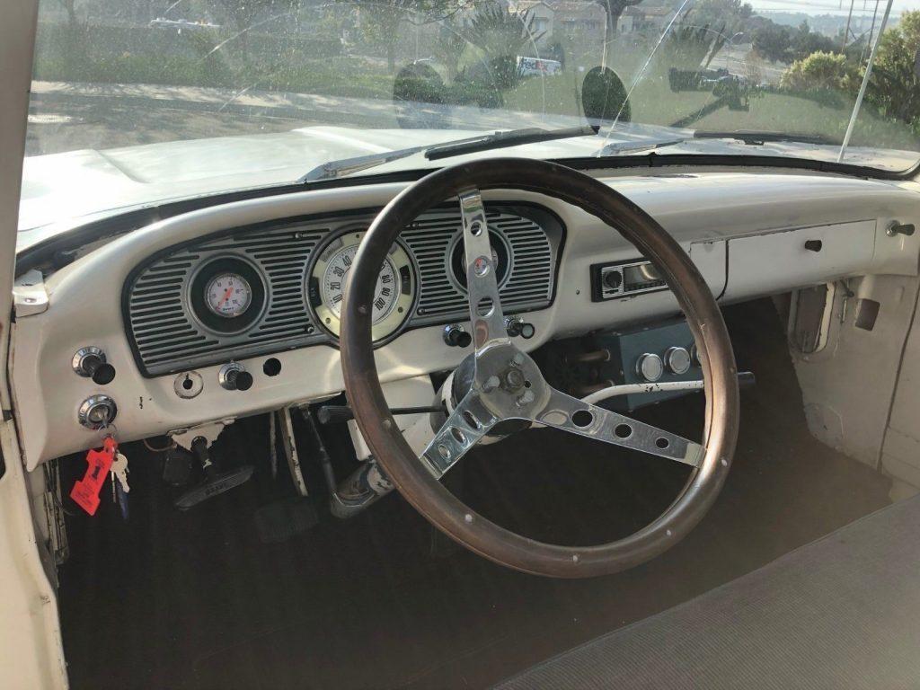 all new powertrain 1964 Ford F 100 pickup bagged custom