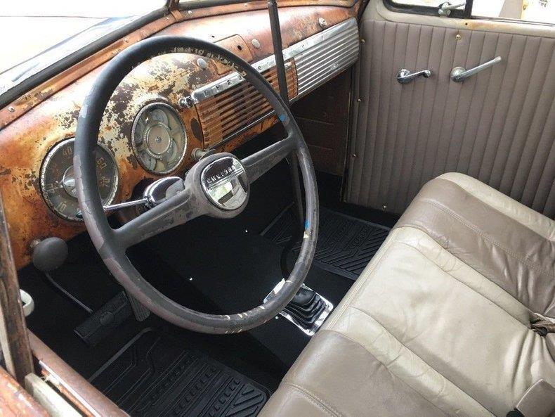 great patina 1953 Chevrolet Pickup Custom