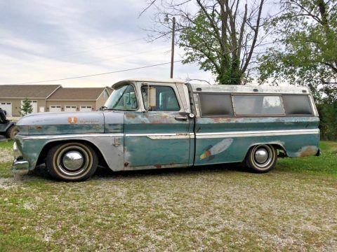 lowered 1963 Chevrolet C 10 pickup custom for sale