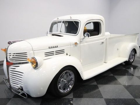 Restomod 1947 Dodge Pickup custom truck for sale