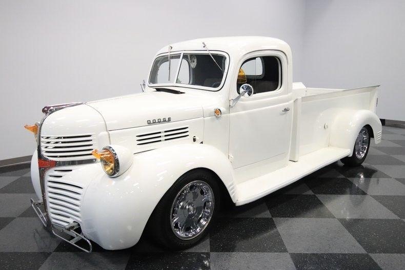 Restomod 1947 Dodge Pickup custom truck