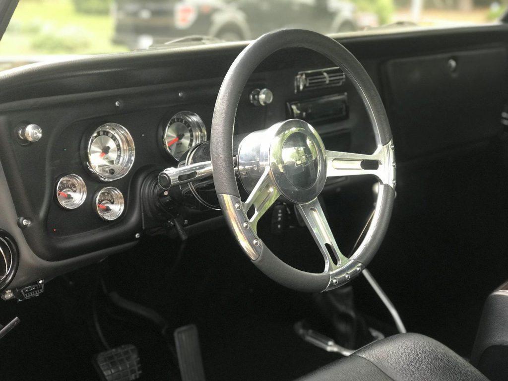restomod 1970 Chevrolet C 10 custom