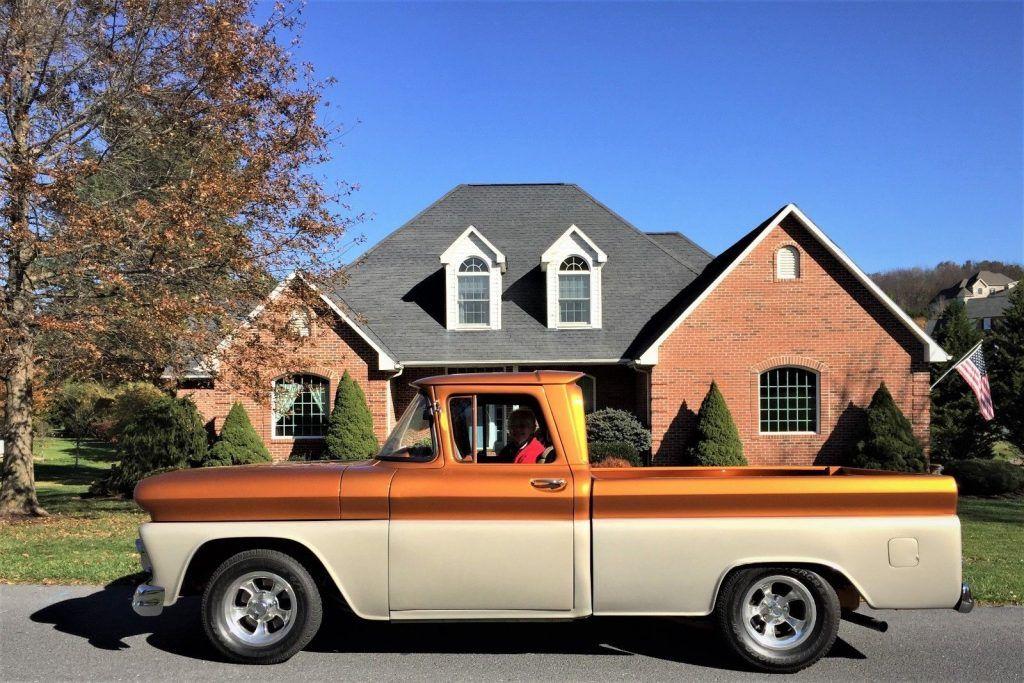 street rod 1960 Chevrolet C 10 pickup custom