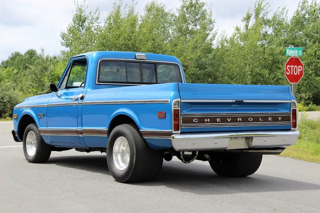 supercharged 1970 Chevrolet C 10 Custom