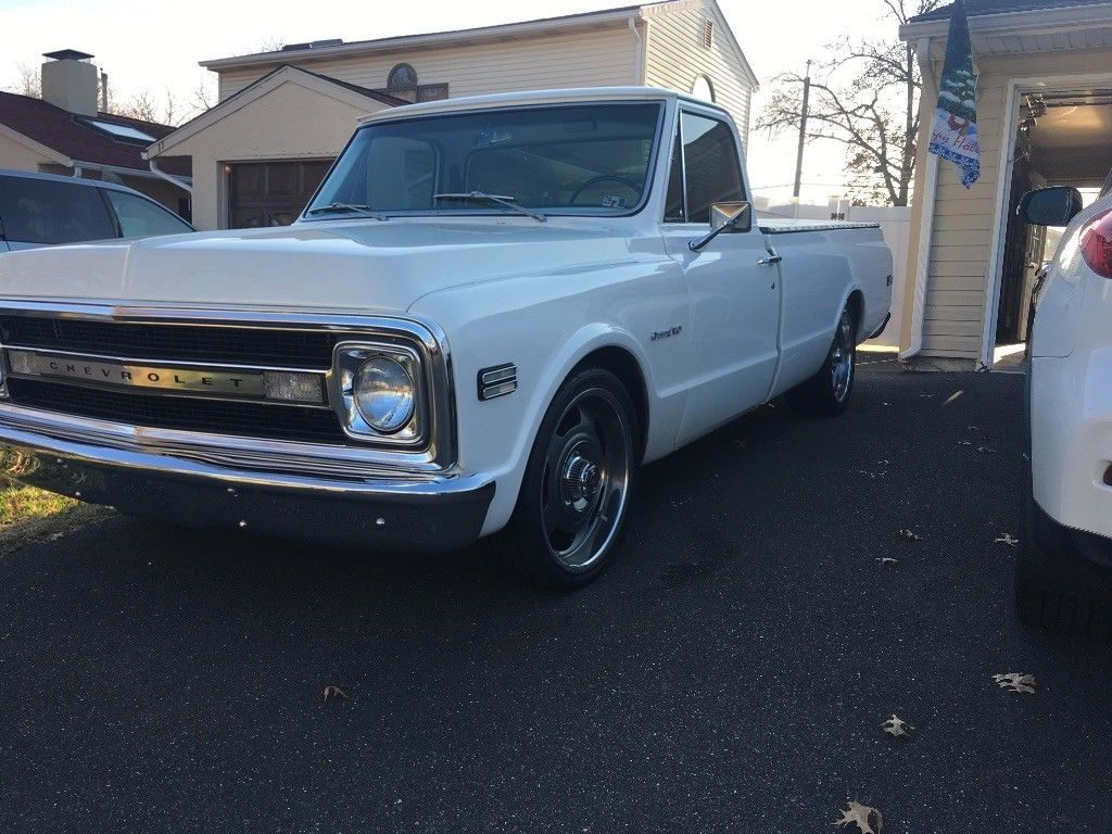 well built 1970 Chevrolet C 10 Custom