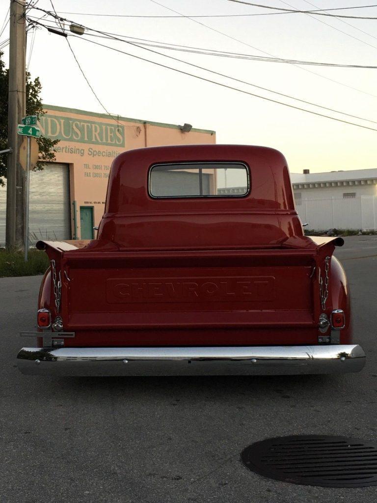 air ride 1949 Chevrolet 3100 Pickup custom