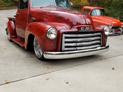barely driven 1948 Chevrolet Pickup custom for sale