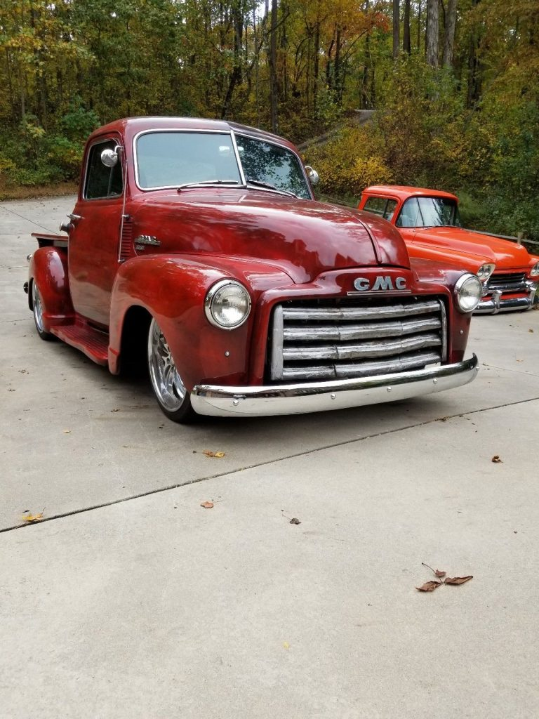 barely driven 1948 Chevrolet Pickup custom