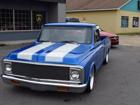 great looking 1971 Chevrolet Pickup custom for sale