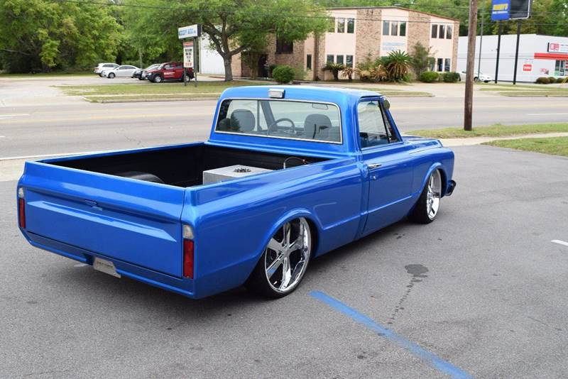 great looking 1971 Chevrolet Pickup custom