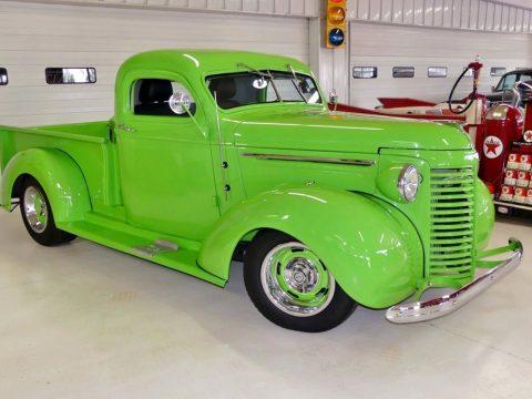 green beast 1939 Chevrolet Pickup custom for sale