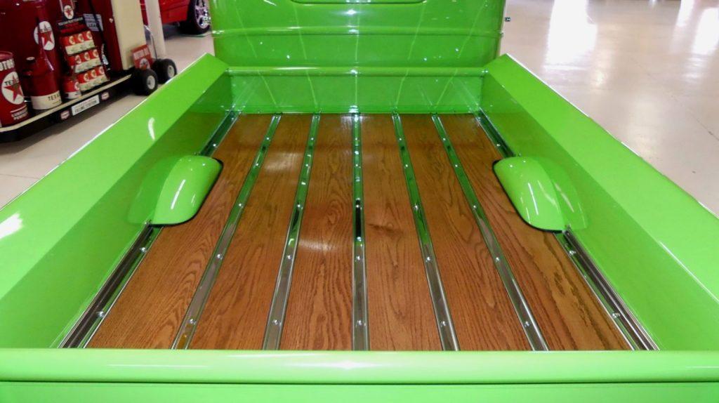 green beast 1939 Chevrolet Pickup custom