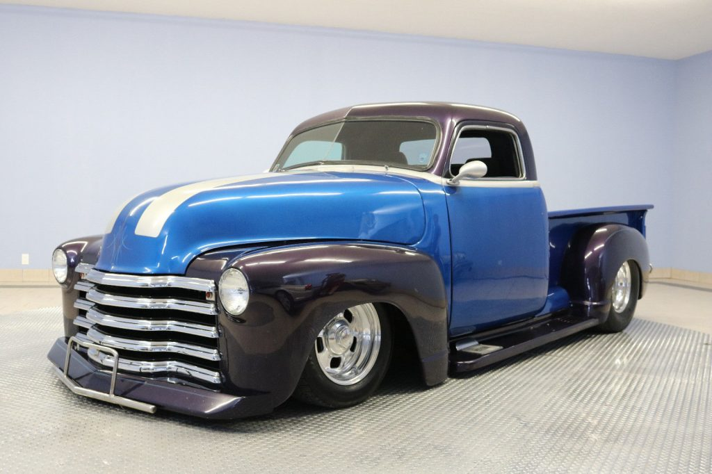 high quality build 1948 Chevrolet Pickups 3100 custom