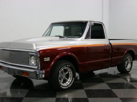 low mileage 1971 Chevrolet C 10 pickup custom for sale