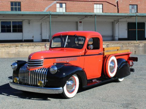 new parts 1946 Chevrolet Pickups DeLUXE custom for sale