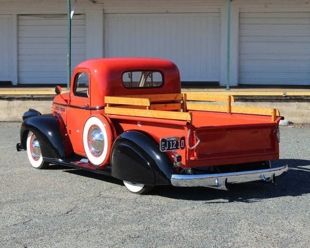 new parts 1946 Chevrolet Pickups DeLUXE custom