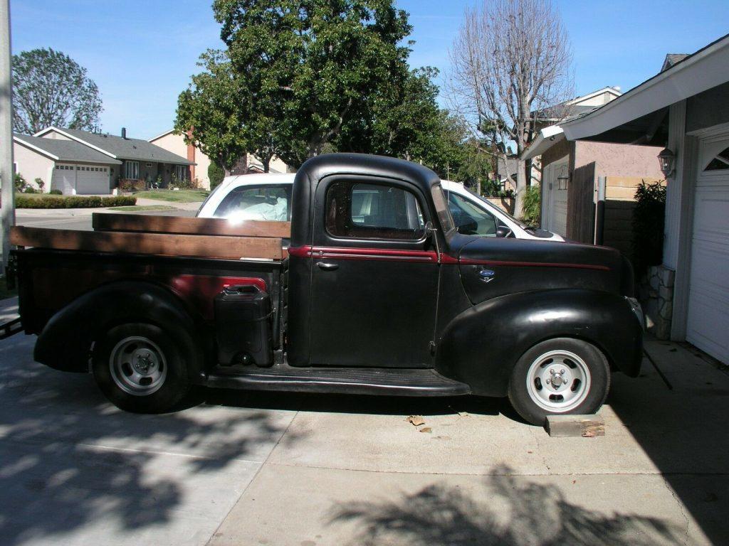 nice 1941 Ford Pickup custom