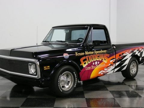 nicely modfied 1972 Chevrolet C 10 Cheyenne custom for sale