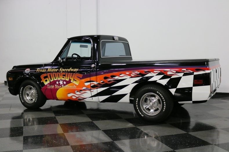 nicely modfied 1972 Chevrolet C 10 Cheyenne custom