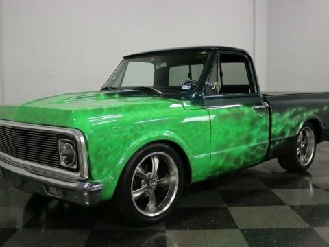 Restomod 1972 Chevrolet C 10 pickup custom for sale