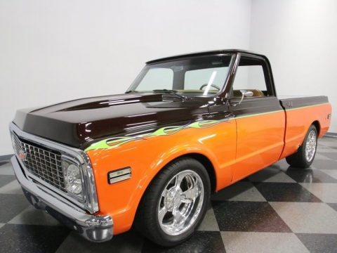 stroker engine 1972 Chevrolet C 10 Custom pickup custom for sale