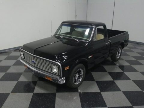 upgraded small block 1971 Chevrolet C 10 custom for sale