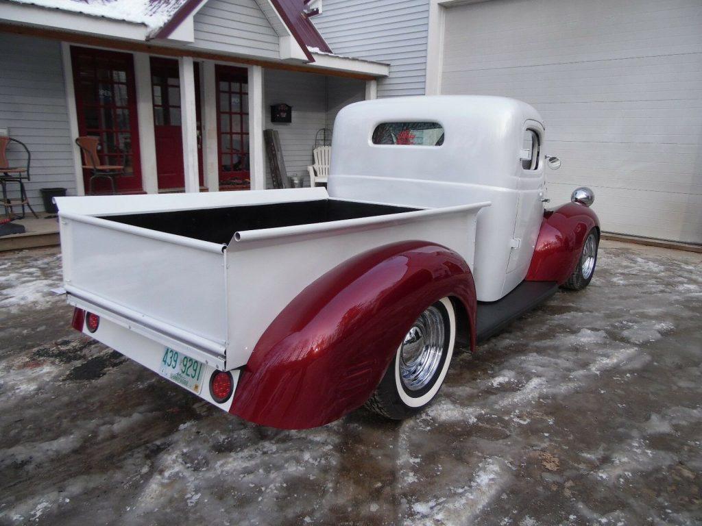 welll modified 1947 Dodge Pickup custom