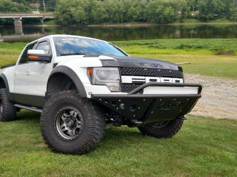 custom monster 2013 Ford F 150 SVT Raptor custom for sale