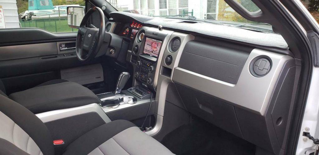 custom monster 2013 Ford F 150 SVT Raptor custom