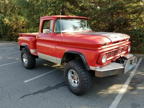 modified 1963 Chevrolet C/K Pickup 2500 custom for sale